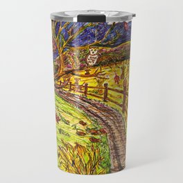 Harvest Moon Travel Mug
