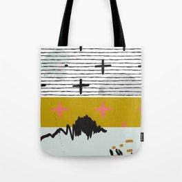 Space Theme Tote Bag