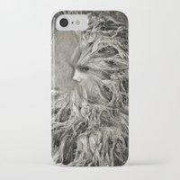 greek iPhone & iPod Cases featuring Greek goddess Gaia. by Viviana Gonzalez
