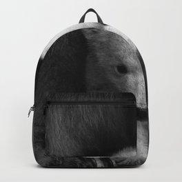 Polar bear cub Backpack