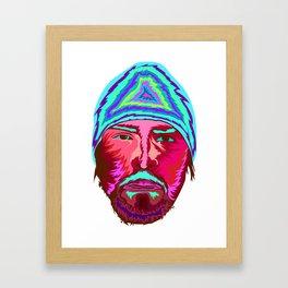 Travis Rice Framed Art Print