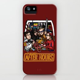 After Hours: The Shirt iPhone Case