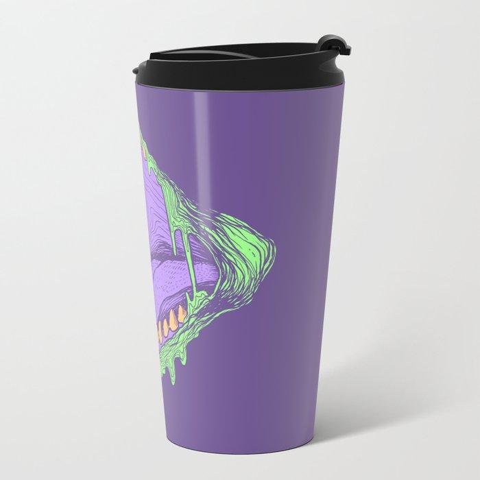 Meltmaw (Alternate) Metal Travel Mug