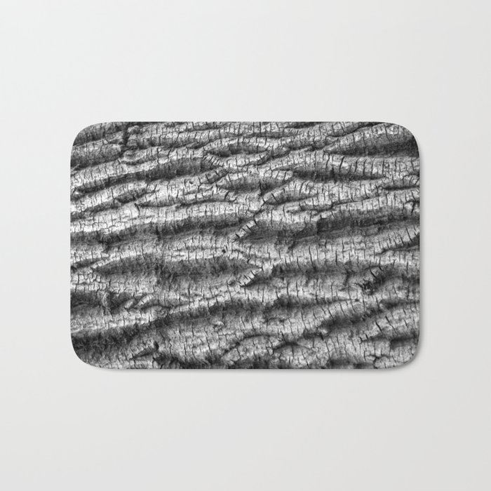tree pattern Bath Mat