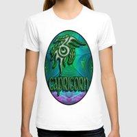 astrology T-shirts featuring Capricorn Zodiac Sign Astrology by CAP Artwork & Design