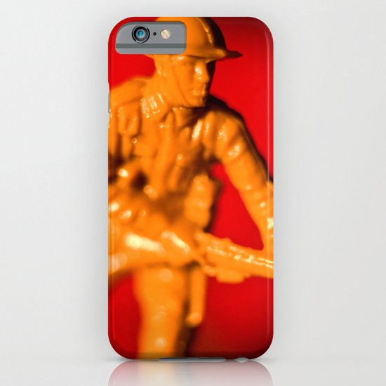 The Desert Rat 2 iPhone & iPod Case