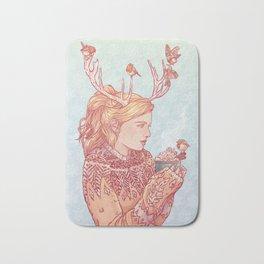 December Lady Bath Mat