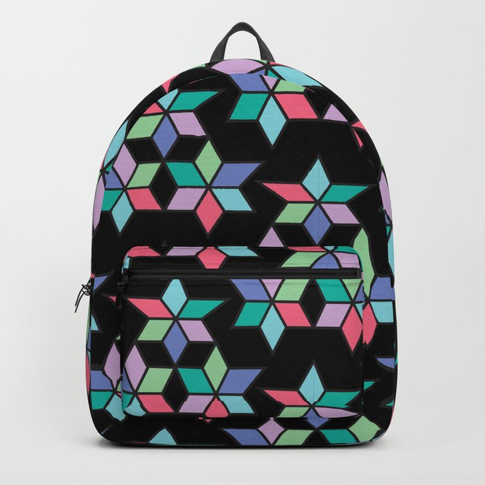 pattern t 6 Backpack