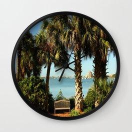 Sarasota Bay Wall Clock