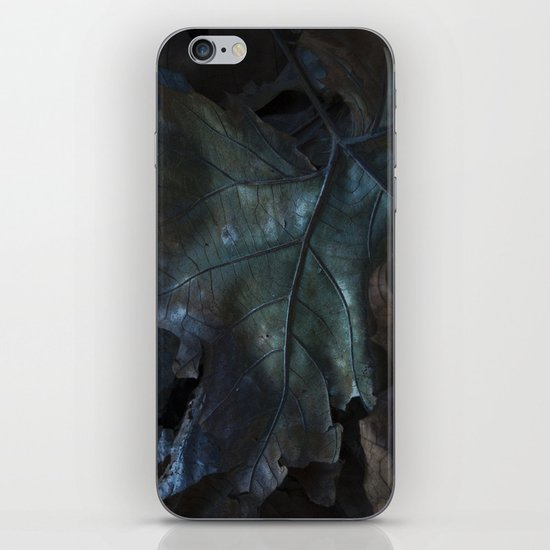 Leaves of Blue iPhone & iPod Skin