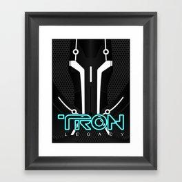 Tron Legacy, Sam Flynn Framed Art Print