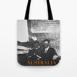Ancestors, Cut-throats  Tote Bag