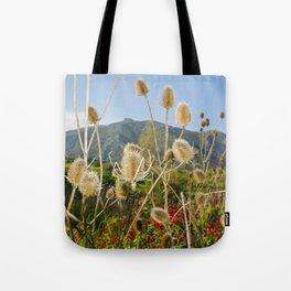 Meadow of Sicilian Spring Tote Bag