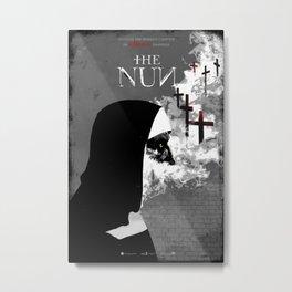 The Nun Metal Print