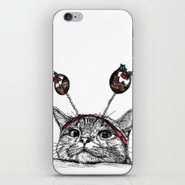 Bored Cat iPhone Skin