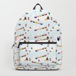 Ski cables Backpack