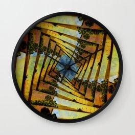 Seasoning Wall Clock