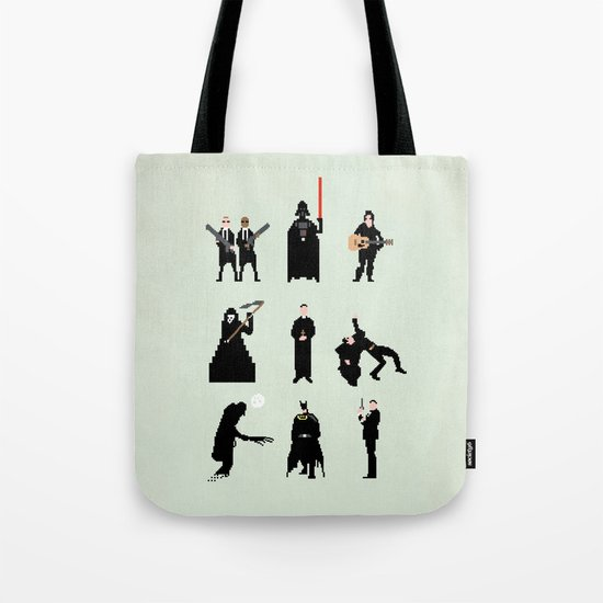 Men in Black Tote Bag
