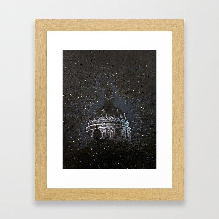 St. Mary's Framed Art Print