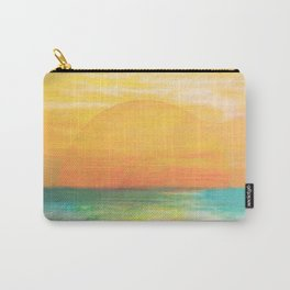 Summer Sunset Carry-All Pouch