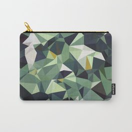 Martinique Low Poly Carry-All Pouch