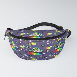 Cats Invaders Fanny Pack
