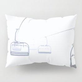 Ski Lift Pillow Sham