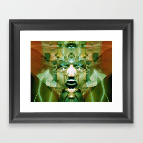 Cosby #5 Framed Art Print