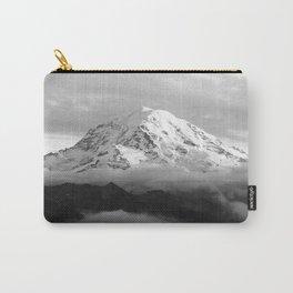 Marvelous Mount Rainier Carry-All Pouch
