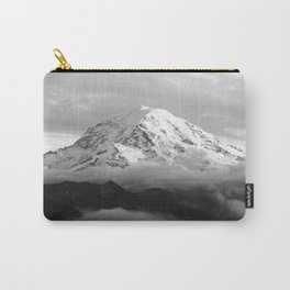 Marvelous Mount Rainier Carry-All Pouch