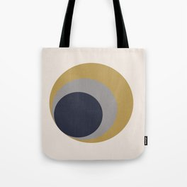 Nested Circles Tote Bag