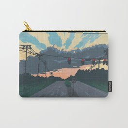 Stoplights Carry-All Pouch