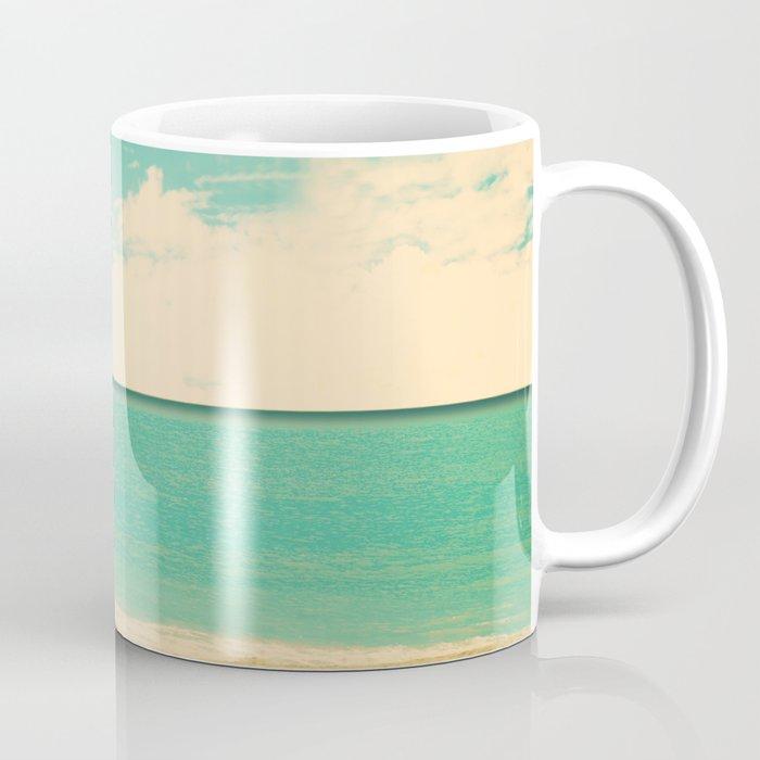 Retro Beach Coffee Mug