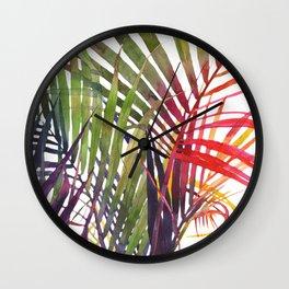 The Jungle vol 3 Wall Clock