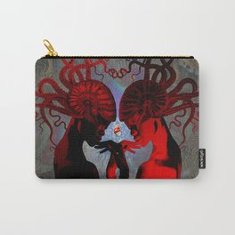 Poseidon's Wife Carry-All Pouch