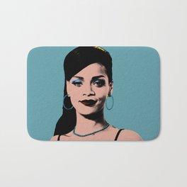 Rihanna Pop Art Bath Mat