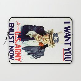 Uncle Sam Laptop Sleeve