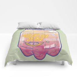 Lucky Feelings Comforters