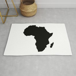 Silhouette Africa Rug