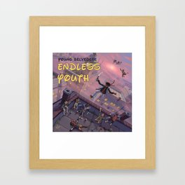Endless Youth - Young Belvedere Framed Art Print