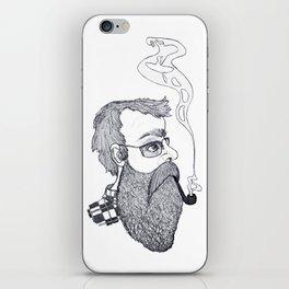 Dreaming of the Weekend iPhone Skin