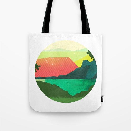 Circlescape Tote Bag