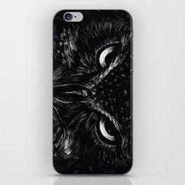 Owl Eyes iPhone Skin