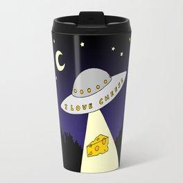 I Love Cheese Travel Mug