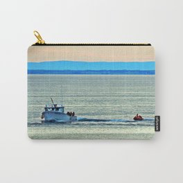 Fun with a Lobster Boat Carry-All Pouch