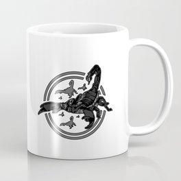 Scorpion GREY 2 Coffee Mug
