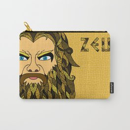 Greek Mythology ZEUS Carry-All Pouch