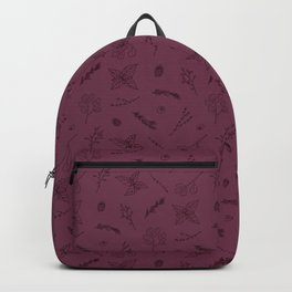 Herbs and Berries Backpack