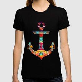 Decorative Anchor T-shirt