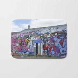 The Berlin Wall Bath Mat